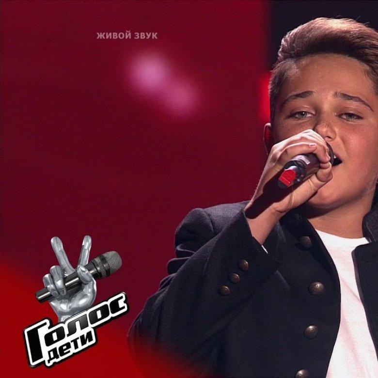 Участником шоу «Голос. Дети» стал 13-летний краснодарец