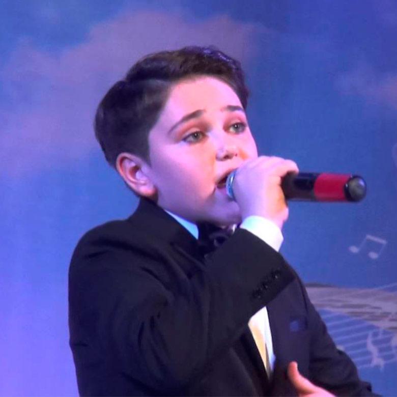 Выступления талантливых детей