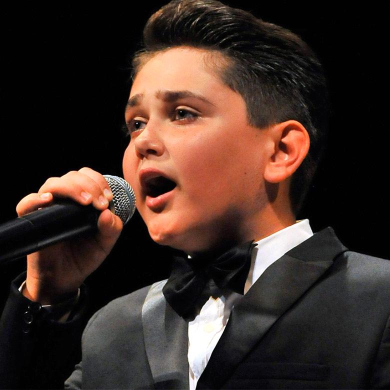 Молодые певцы Голос Дети