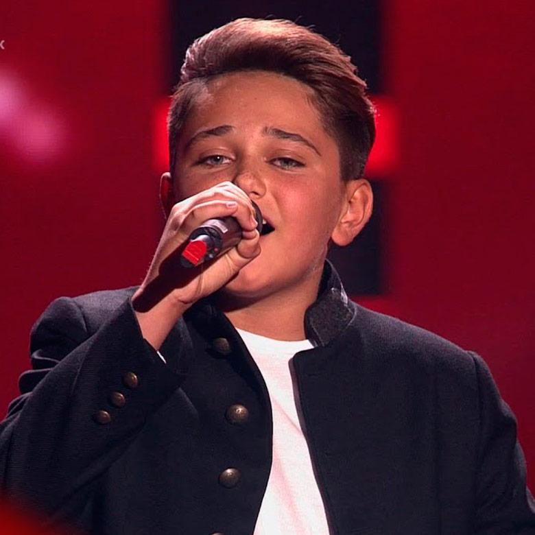 Роберт Касьян голос дети 2018